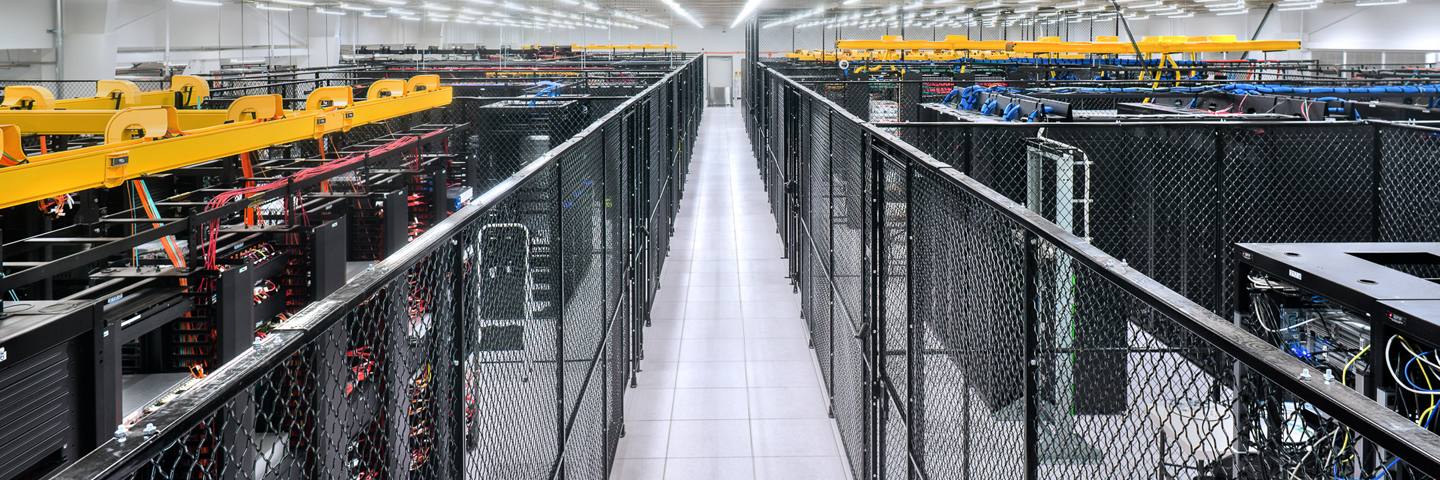 Our Cloud Hosting Data Center