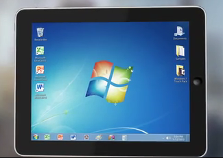 Wish your iPad could run Windows® Applications?