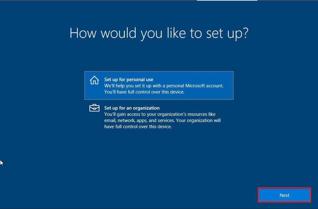 Windows Online Account vs Windows 10 Local Account