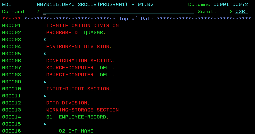 Sixty is Still Nifty if You are COBOL
